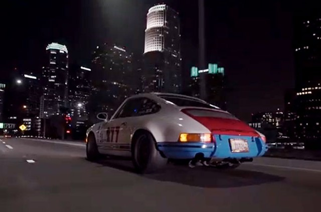 MidnightLAPorsche