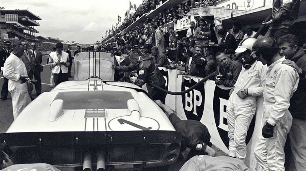 Ford-Motorsports-History